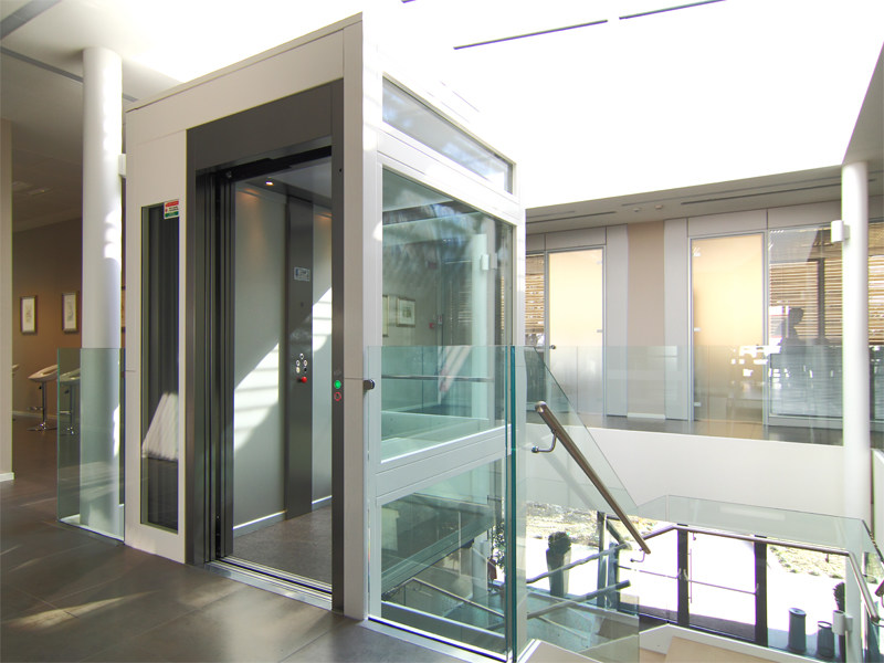 House lift inDOMO by AREALIFT