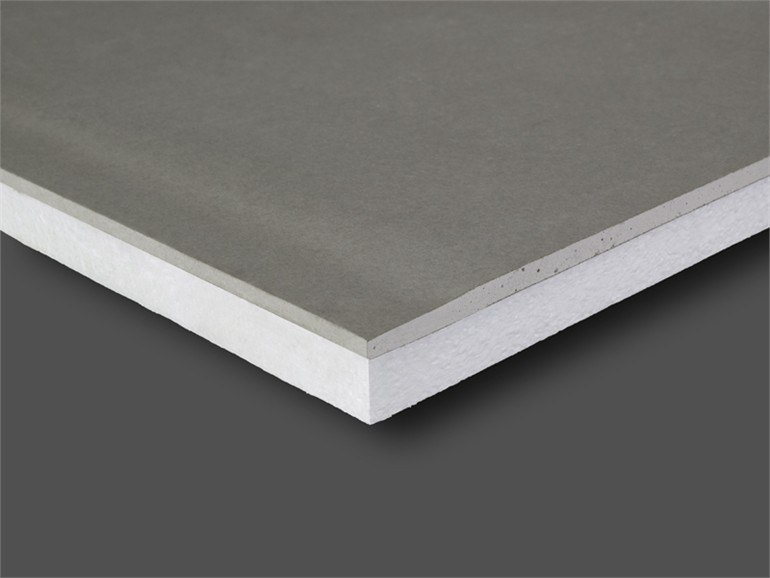 EPS thermal insulation panel PregyStyrene by Siniat