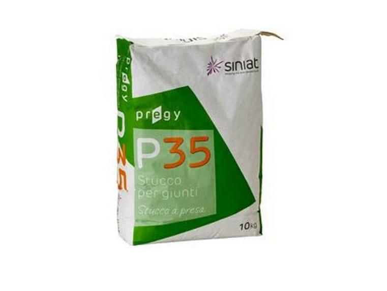 Plaster P35 by Siniat