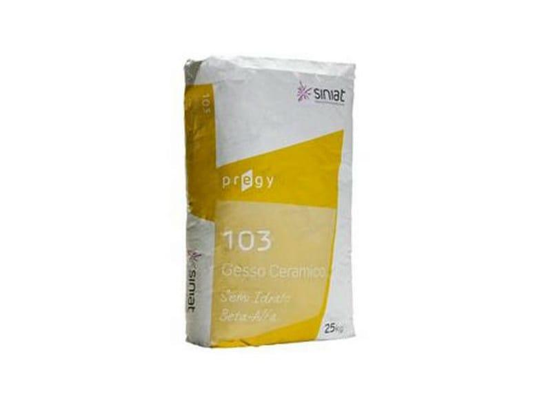 Gypsum 103 | Gypsum by Siniat
