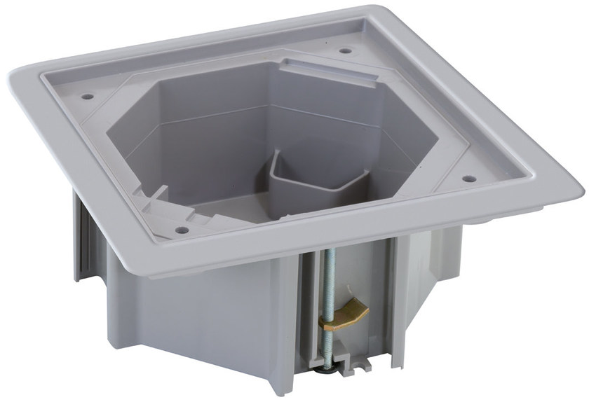Base per installazione su pavimentazione rialzata