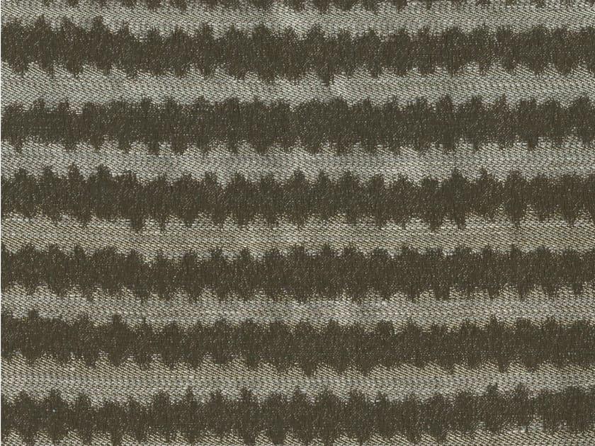Striped fabric GLADIO 1 by KOHRO