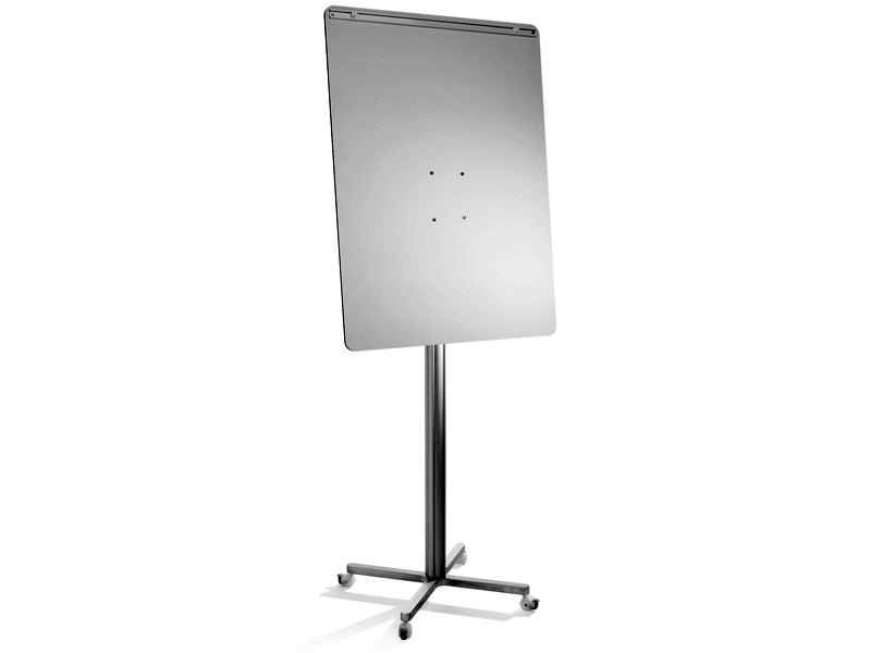 Office whiteboard with casters MIXX | Office whiteboard by Abstracta