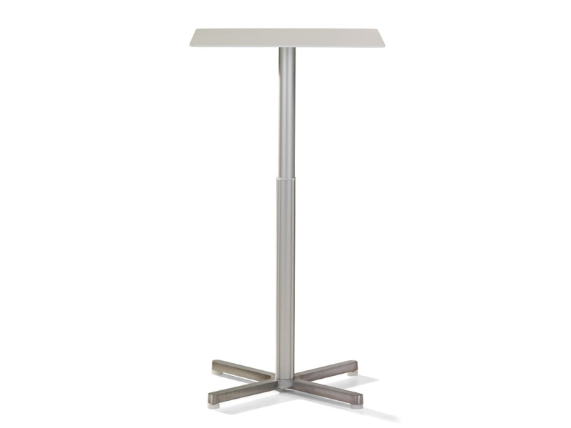 Height-adjustable coffee table with 4-star base MIXX | Coffee table with 4-star base by Abstracta