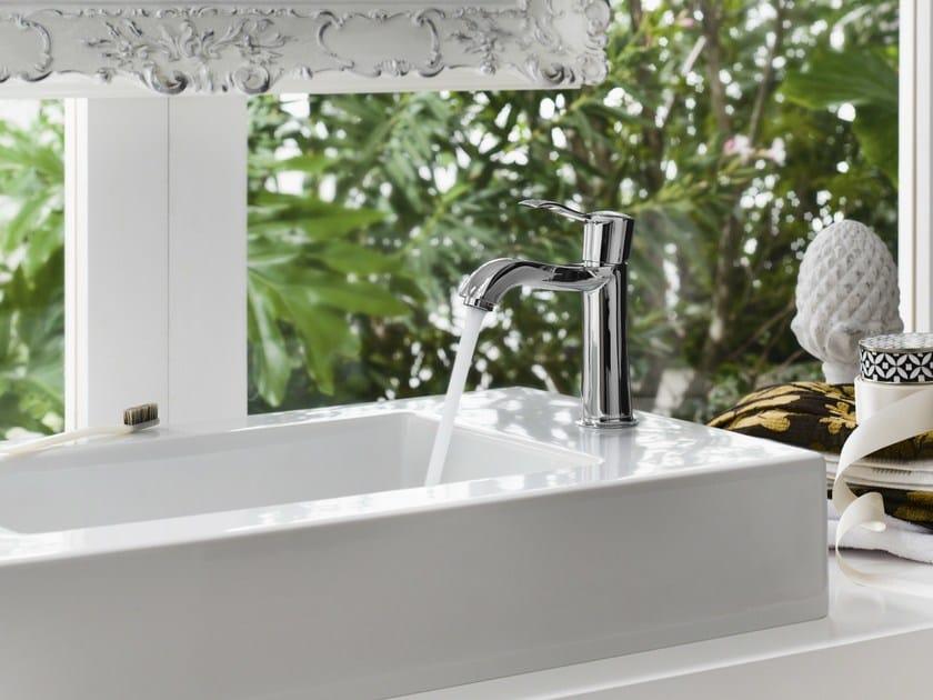 Single handle 1 hole washbasin mixer SOFÌ | Single handle washbasin mixer by Nobili Rubinetterie
