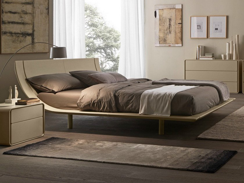 Double bed AQUA | Double bed by Presotto