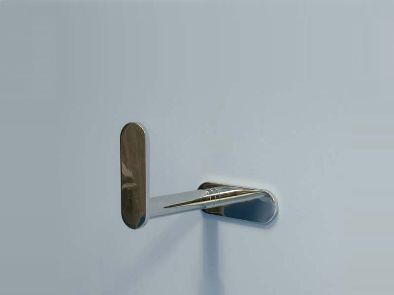 Chrome plated toilet roll holder TWO | Toilet roll holder by CERAMICA FLAMINIA