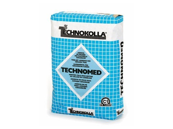 Cement-based glue TECHNOMED by TECHNOKOLLA - Sika