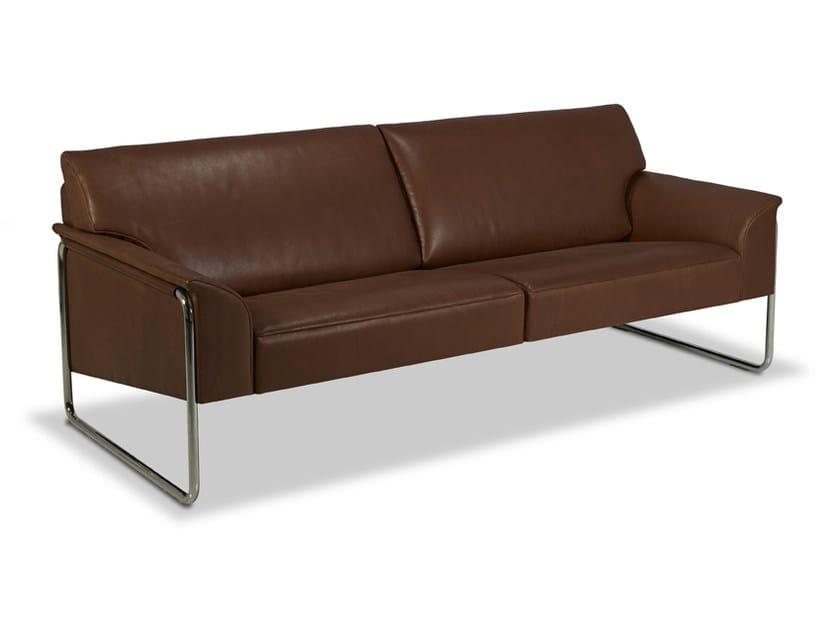 Leather sofa BELLINO   Sofa by JORI