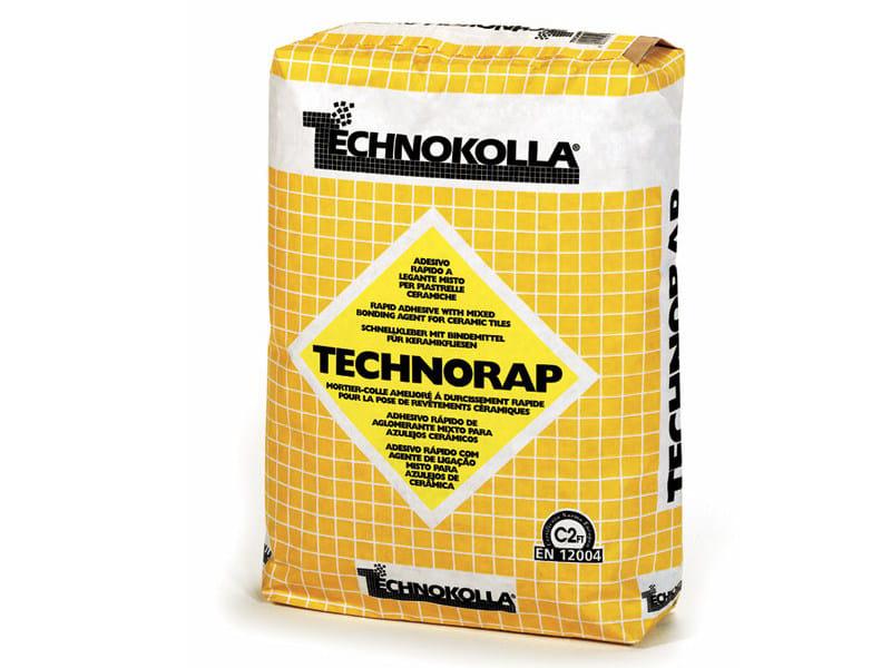 Cement-based glue TECHNORAP by TECHNOKOLLA - Sika