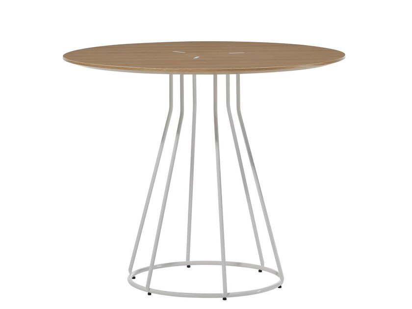 Round contract table ARC | Table by Inclass Mobles