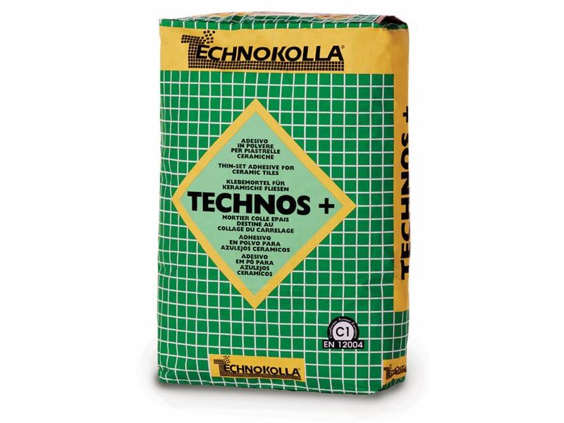 Cement-based glue TECHNOS+ by TECHNOKOLLA - Sika