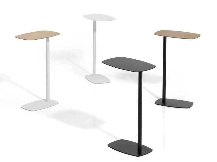 MDF side table LAN by Inclass Mobles