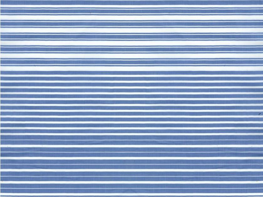 Striped cotton fabric COLUMBIA by KOHRO