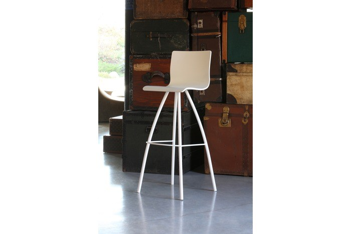 Trestle-based chair RIMINI | Chair by COLLI CASA