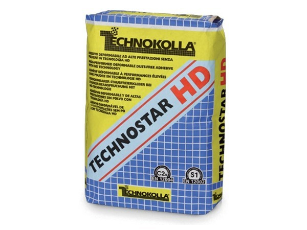 Cement-based glue TECHNOSTAR HD by TECHNOKOLLA - Sika