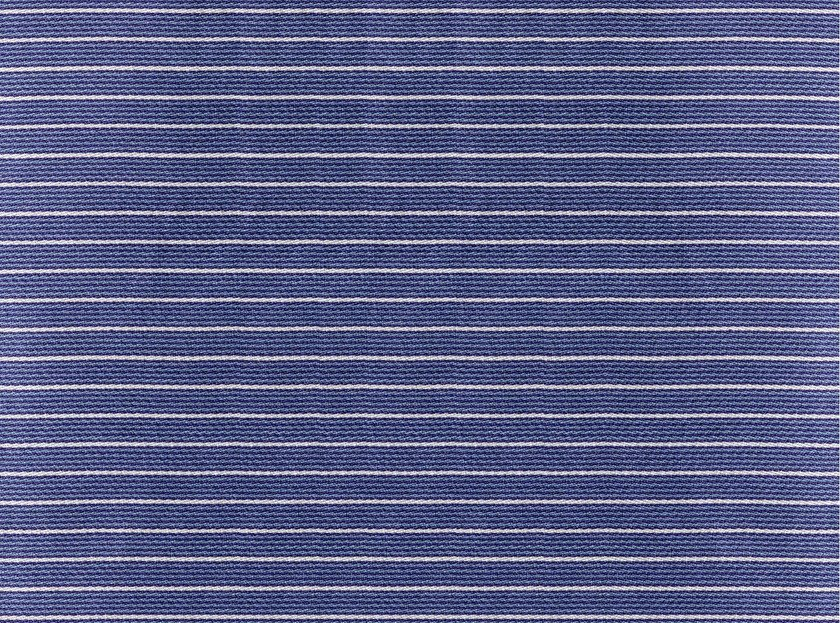 Striped cotton fabric SWARTHMORE by KOHRO