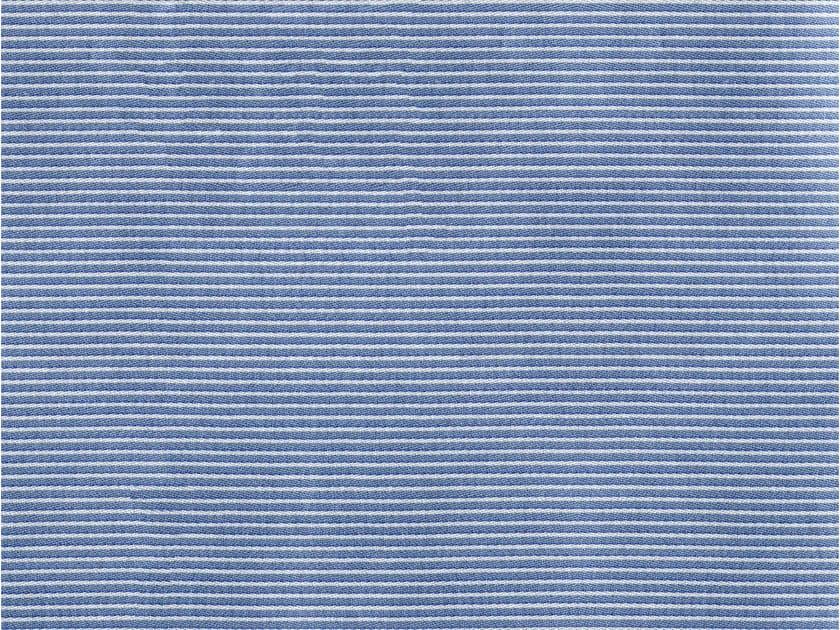 Striped cotton fabric CONCORD by KOHRO