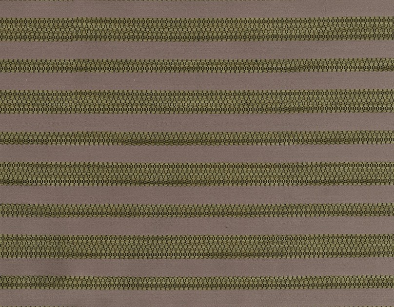 Striped cotton fabric TEBE by KOHRO