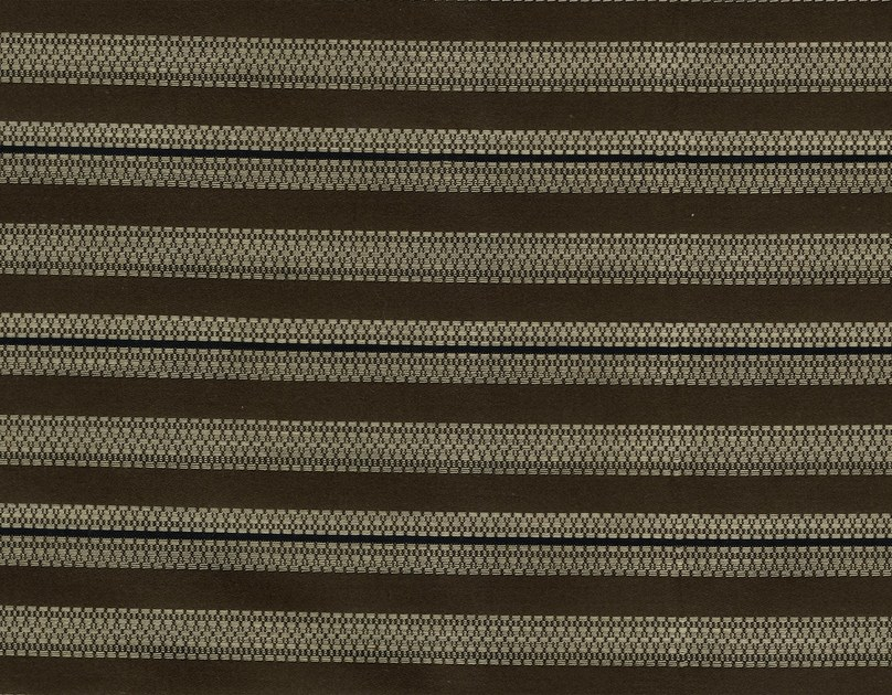 Striped cotton fabric JERICHO  1 by KOHRO