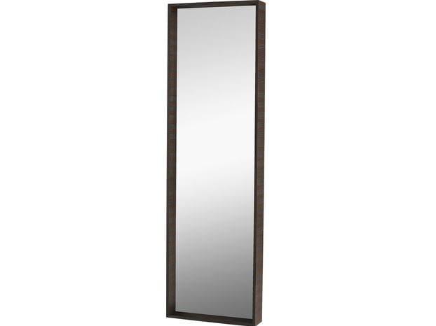 Rectangular framed mirror VOLTERRA | Rectangular mirror by COLLI CASA