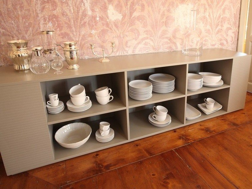 Lacquered sideboard VOLTERRA | Lacquered sideboard by COLLI CASA