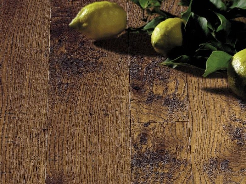 English oak flooring VECCHIA QUERCIA | Wooden flooring by CADORIN GROUP