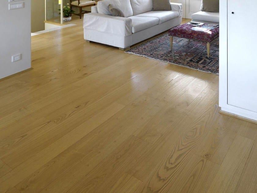 European Chestnut wood floor PREGIO PLANKS | Chestnut parquet by CADORIN GROUP