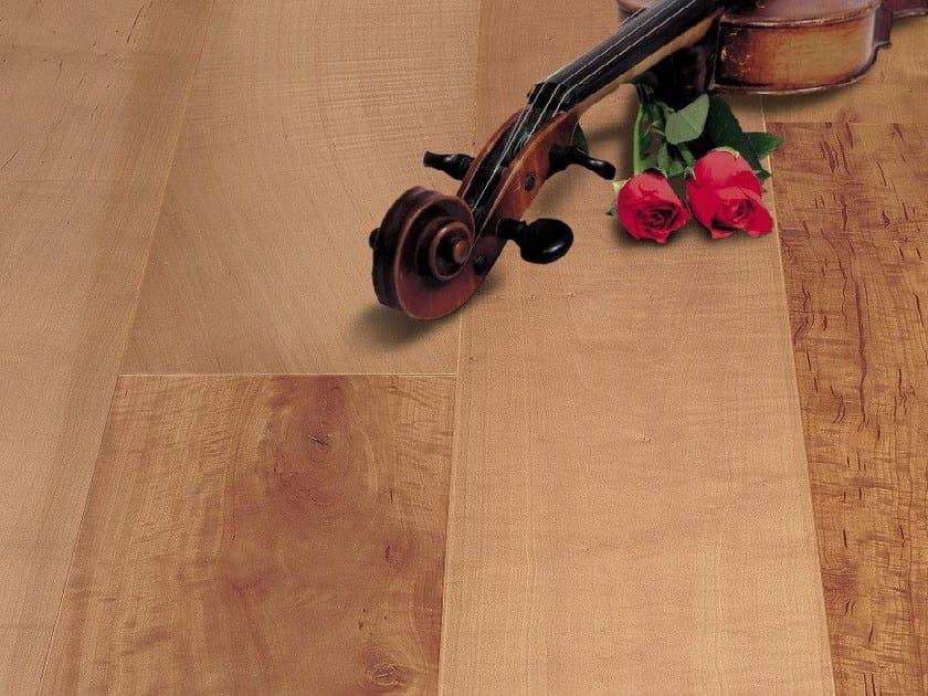 European pear wood floor PREGIO PLANKS | Pear wood parquet by CADORIN GROUP