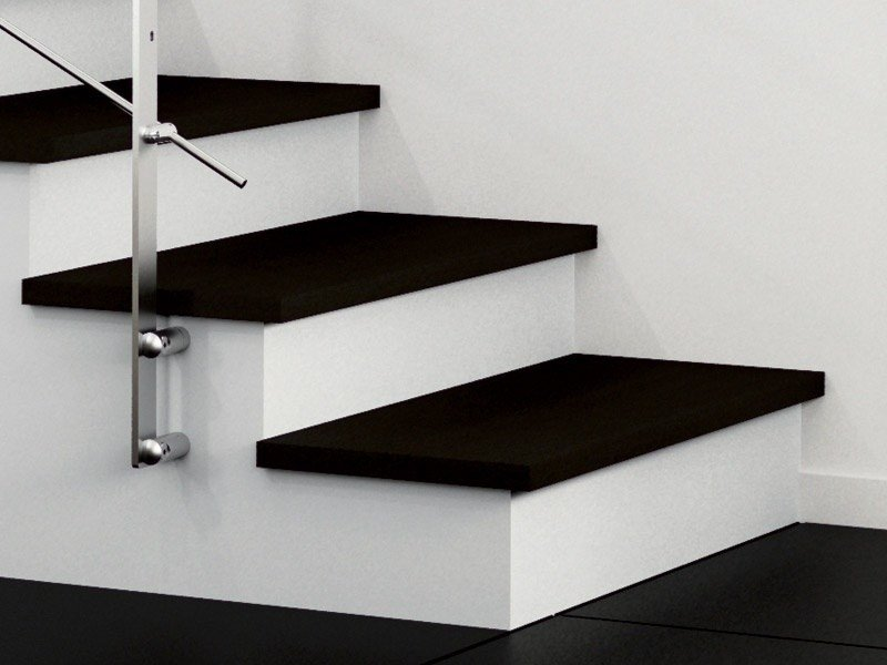 Beech staircase cladding by rintal - Rintal scale forli ...