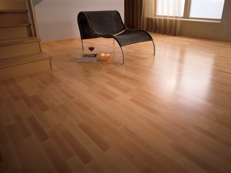 Wooden parquet TERRA DEL SOLE by RINTAL