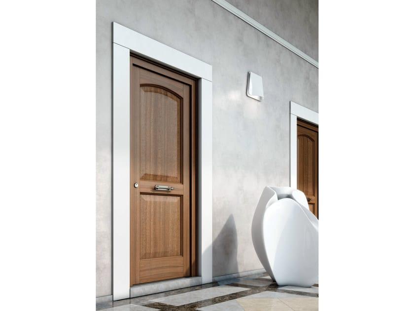 Exterior wooden entry door VERONA | Entry door by BG legno