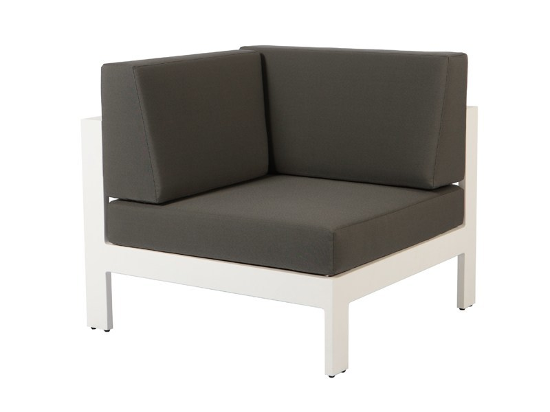 Corner Sunbrella® armchair STOCKHOLM   Corner armchair by Sérénité Luxury Monaco