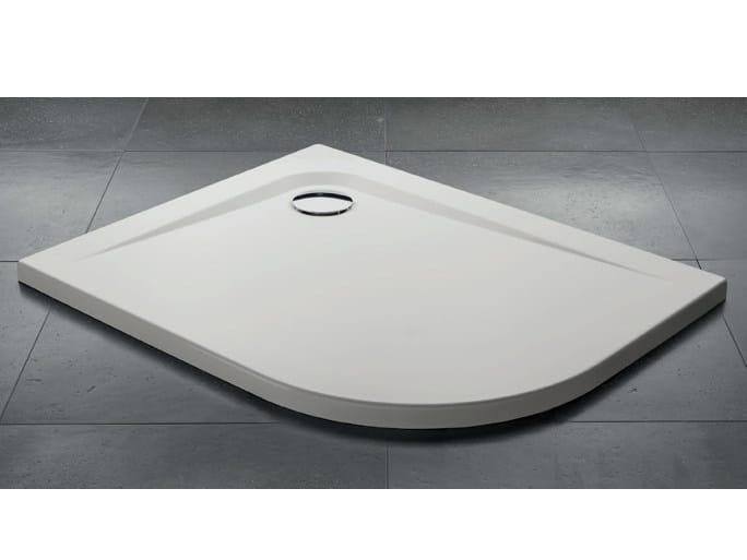 Piatto doccia rettangolare in acrilico zeroquattro piatto