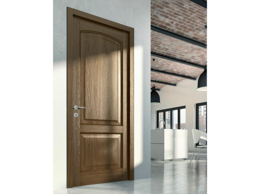 Hinged wooden door VERONA   Door by BG legno