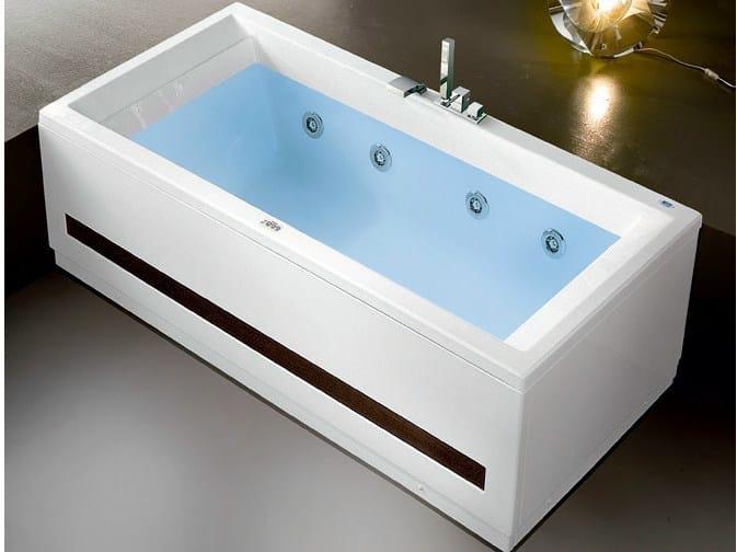 Vasca Da Bagno Hafro Nova : Vasca da bagno angolare idromassaggio con doccia for all by gruppo