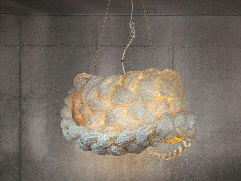 The bride large pendant lamp by mammalampa design ieva kalja handmade paper pendant lamp the bride large pendant lamp by mammalampa aloadofball