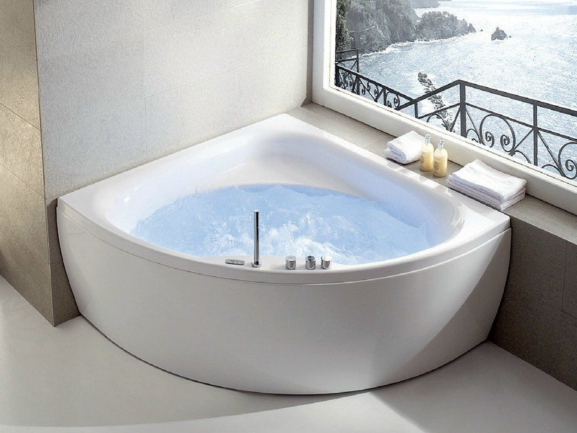 Vasca Da Bagno Hafro : Vasca da bagno idromassaggio ego by gruppo geromin
