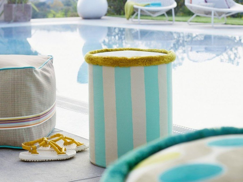 Outdoor upholstery fabric FINCA by Zimmer + Rohde