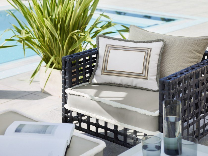 Washable Outdoor fabric SERRA by Zimmer + Rohde