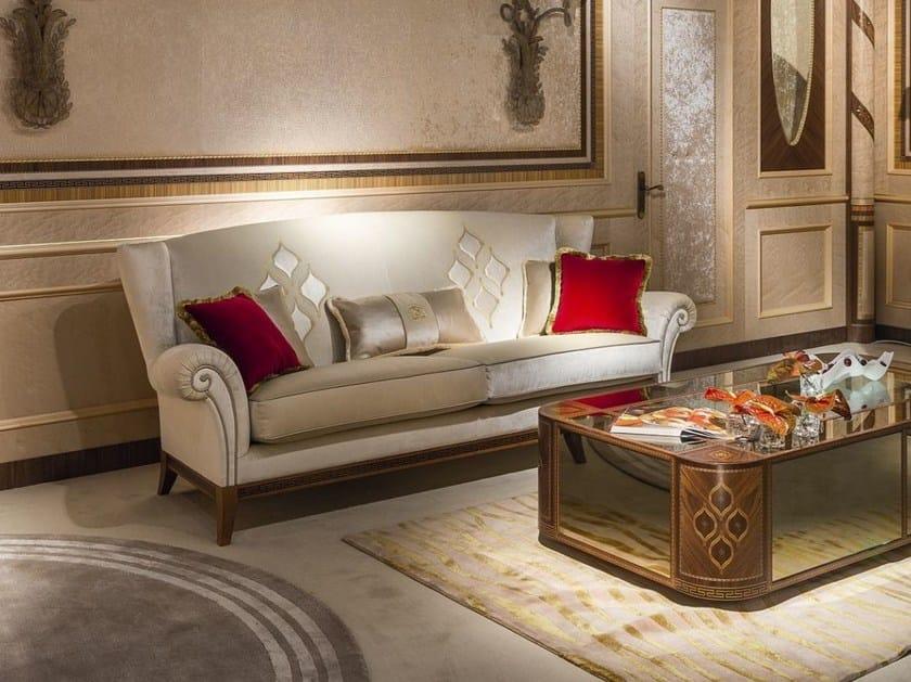 Fabric sofa ARTS   Sofa by Carpanelli Classic