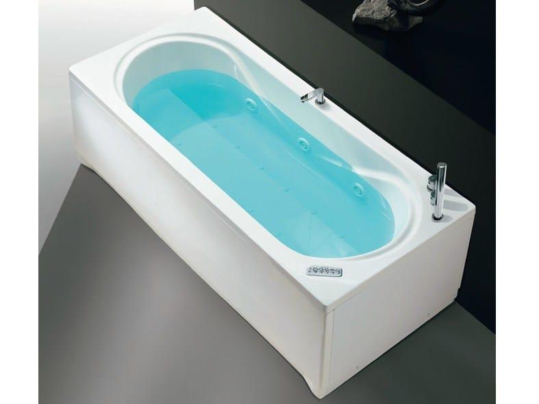 Vasca Da Bagno Hafro Prezzi : Vasca da bagno idromassaggio ondaria by gruppo geromin