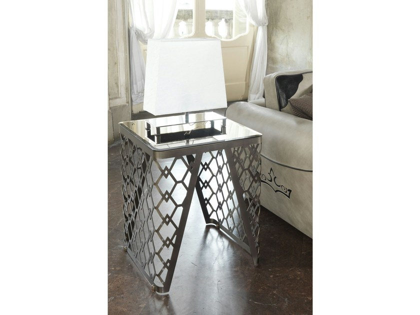 Square coffee table VOGUE | Square coffee table by Formenti