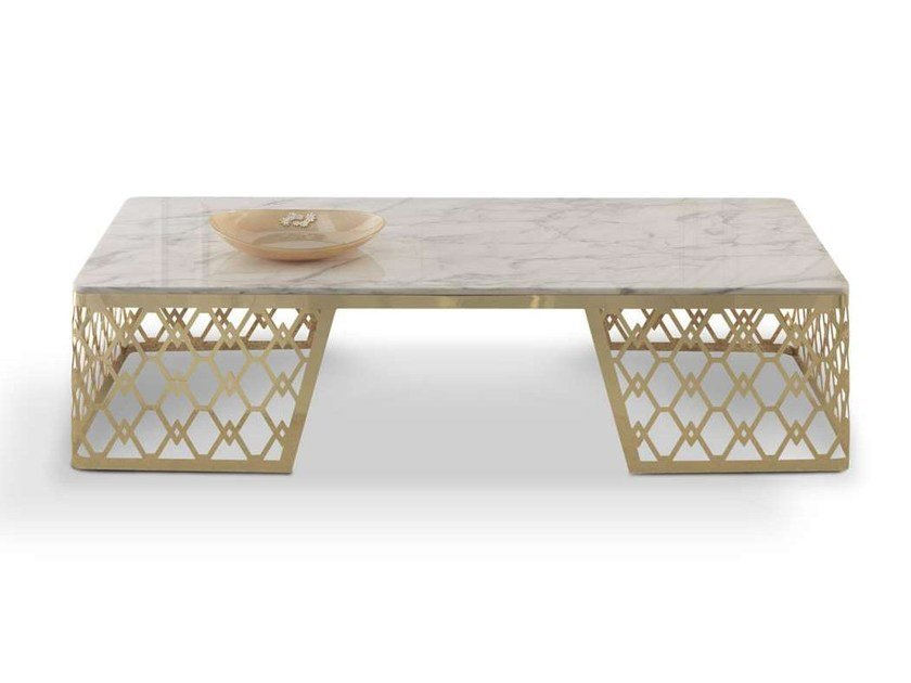 Low Rectangular Coffee Table VOGUE | Low Coffee Table By Formenti