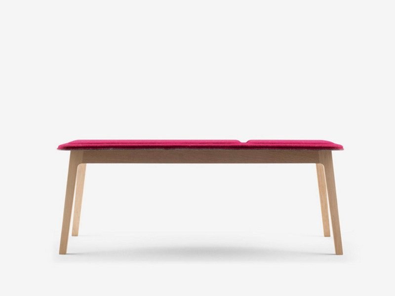 Fabric bench LAIA | Bench by ALKI