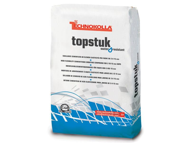 Cement sealant TOPSTUK by TECHNOKOLLA - Sika