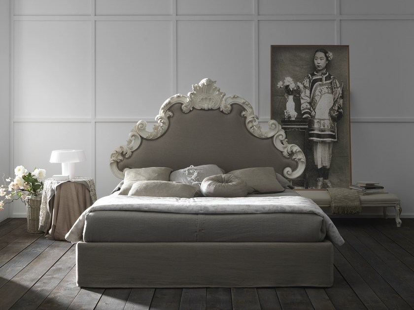 Double bed FLORENCE CHIC by Bolzan Letti