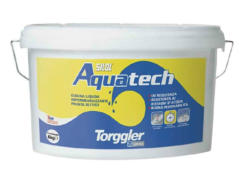 In situ liquid membrane SITOL AQUATECH by Torggler Chimica