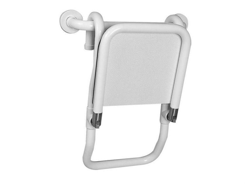 Sedile doccia ribaltabile rimovibile in ABS TUBOCOLOR | Sedile doccia rimovibile by Ponte Giulio