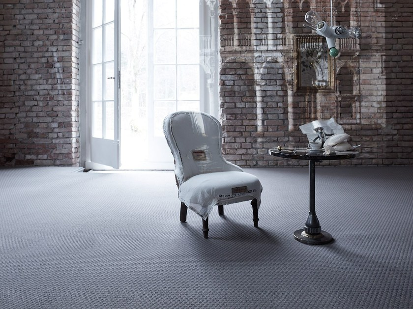 Solid-color carpeting EDEN ROC 900 by OBJECT CARPET GmbH